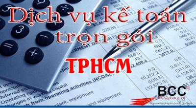 Packaged Accounting Services HCMC